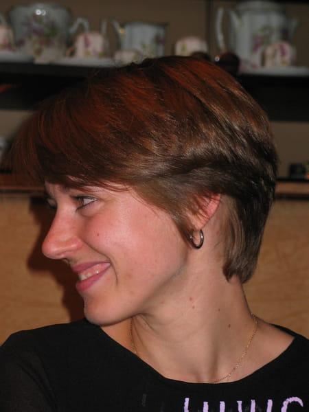Alexandra Krenke- Laroche