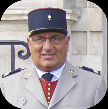 Sergent- Chef  Francis Antoine