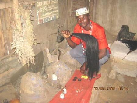 Maitre Agboligogo