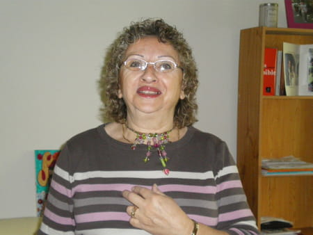 Nadine Robinot