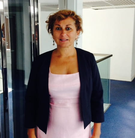 Brigitte Vilatelle  Mathieu