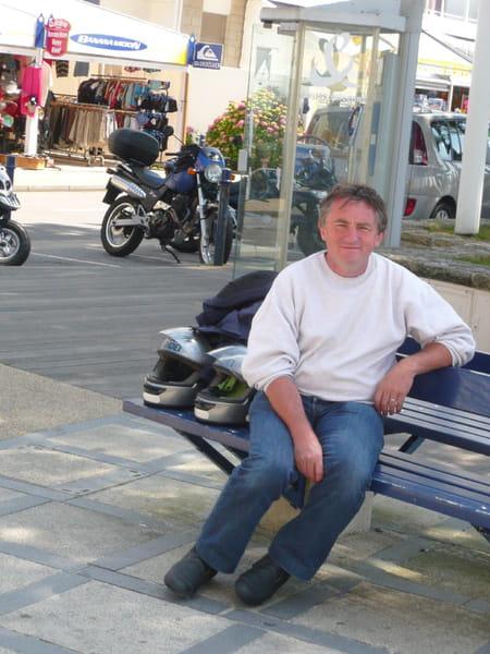 Daniel DAVID, 62 ans (ROSNY SOUS BOIS, BAGNOLET) Copains d'avant # Quick Rosny Sous Bois