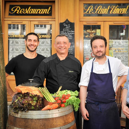 Restaurant Saint- Vincent