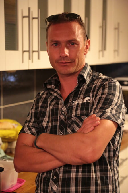 Stephane Binau