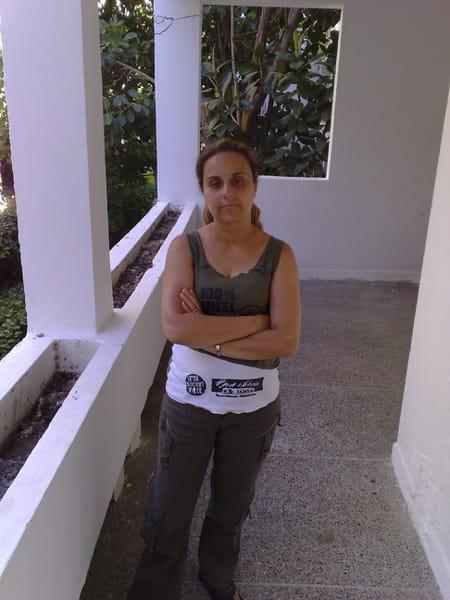 Amina Benjelloun  Touimi