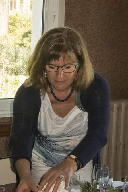 Evelyne Joudrier- Ides