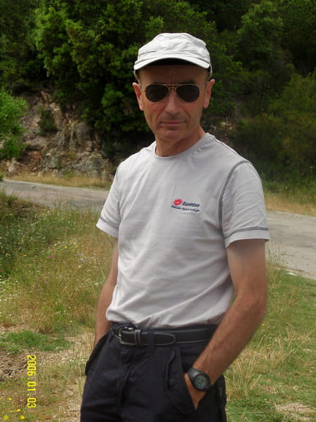 Francis Boschet