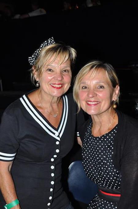 Anne  Et  Monique Roubine