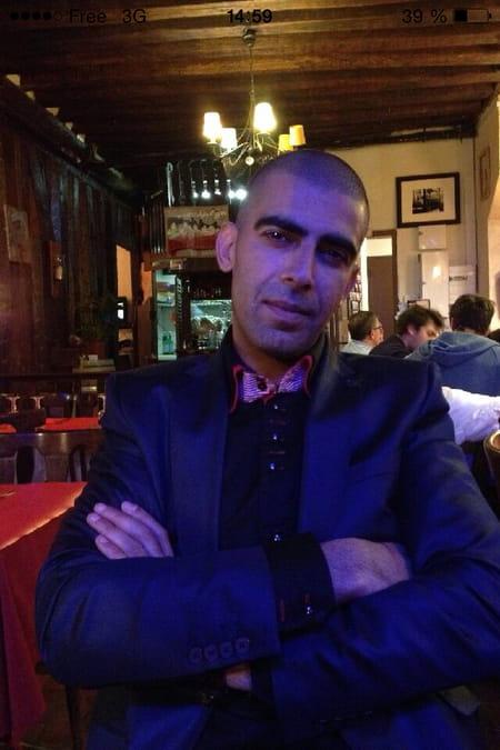 Brahim AIT, 38 ans (TREMBLAY EN FRANCE, AULNAY SOUS BOIS) Copains d'avant # Fedex Aulnay Sous Bois
