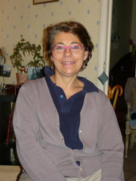 Catherine BROULOU (NAESSEN), 57 ans (BOIS GUILLAUME, ROUEN) Copains d'avant # Super U Bois Guillaume