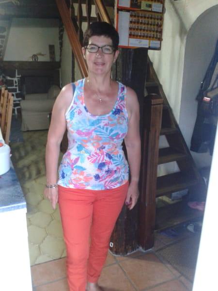 Chantal madeline feray 65 ans cuers caillouet orgeville copains d 39 avant - Madeline prenom ...