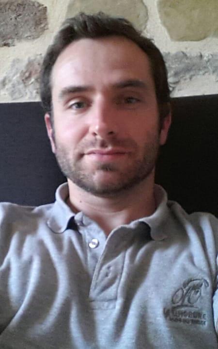 Vincent raynal 32 ans curemonte limoges copains d 39 avant for Legta brive voutezac
