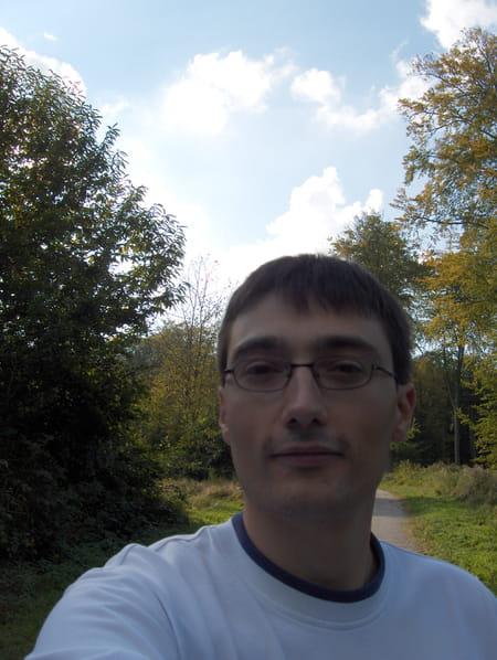 David BRIERE, 38 ans (BOIS GUILLAUME, DEVILLE LES ROUEN) Copains d'avant # Super U Bois Guillaume