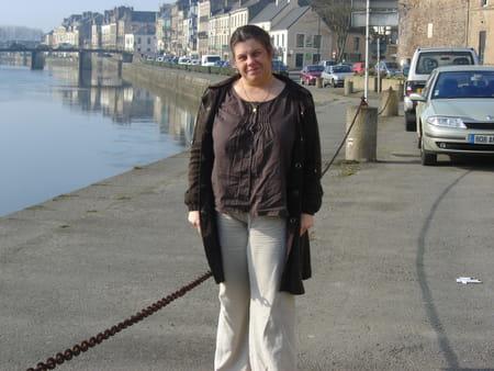 Sandrine frerot 43 ans ourville en caux yvetot for Club piscine prevost
