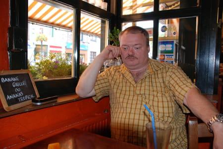 Patrick prevost 60 ans dechy lille croix copains d for Cuisinier lille