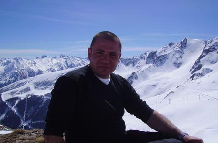 Christophe berland 46 ans xanton chassenon maillezais copains d 39 avant - Garage saint christophe niort ...