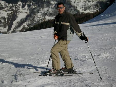 Christophe copeaux 42 ans beaufort sur gervanne for Christophe chaumont