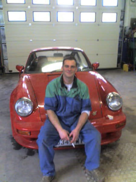 Steeve le maitour 41 ans geneston orvault copains d for Garage auto talence