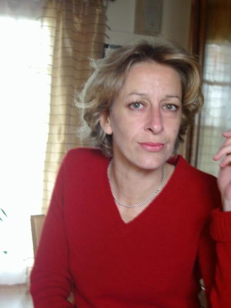 Verena CHAUMIEN, 50 ans (BOIS COLOMBES) Copains d'avant # Imprimerie Bois Colombes