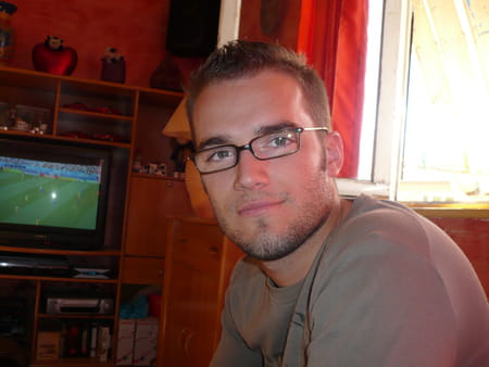 Ludovic charrier 36 ans pelissanne salon de provence - College jean bernard salon de provence ...