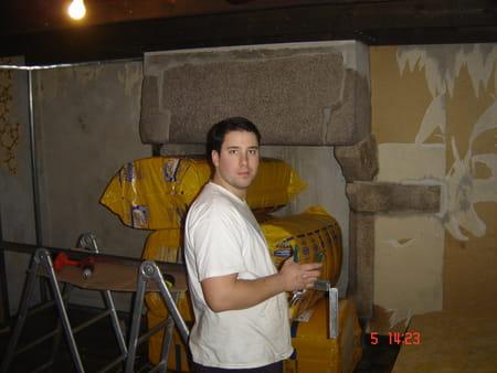 Loic garcia 32 ans morlaix copains d 39 avant for Garage recherche apprenti mecanicien