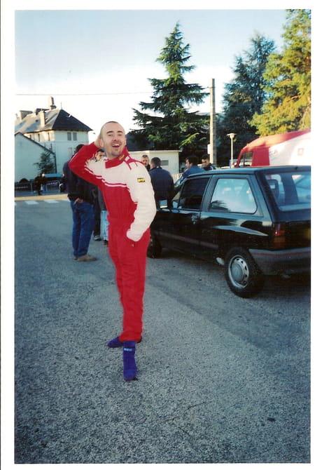 Christophe gallo bona christophe 40 ans mognard for Garage automobile rumilly