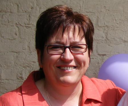 Marie Andrée MOUQUET (GERVAIS), 58 ans (FRESNICOURT LE DOLMEN, ANNEZIN) -  Copains d'avant