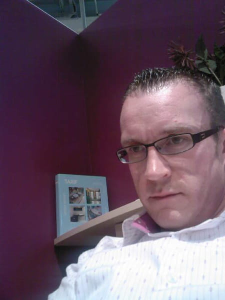Frederic LEROYER, 42 ans (LA LUCERNE DOUTREMER, AVRANCHES