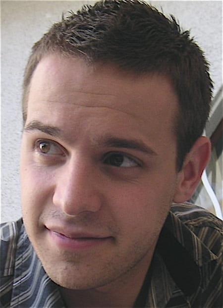 Geoffrey poirier 34 ans rocquencourt garches saint - Geoffrey prenom ...