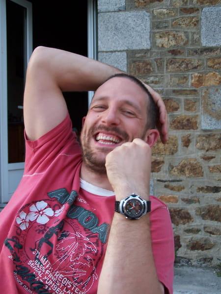 Cedric bourachaud 39 ans beauce domerat laval for College domerat