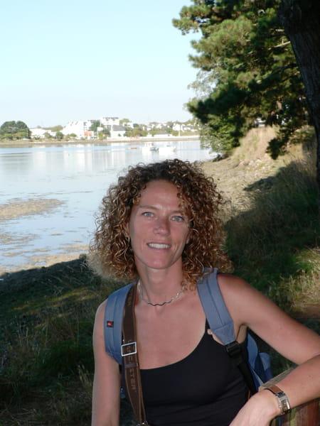 Sylvaine Lauer  Leffray   46 Ans  Brem Sur Mer  Saint Malo