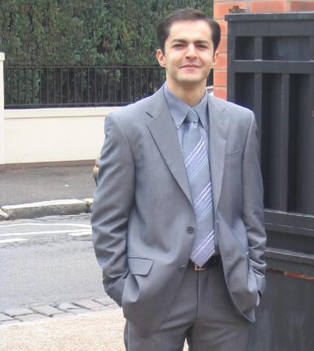 Ifsi Aulnay Sous Bois - Karim ANGOUR, 37 ans (BONDY, CLICHY SOUS BOIS, NEUILLY SUR MARNE) Copains d'avant