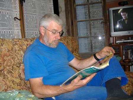 henri mayer 63 ans vayres libourne copains d 39 avant. Black Bedroom Furniture Sets. Home Design Ideas