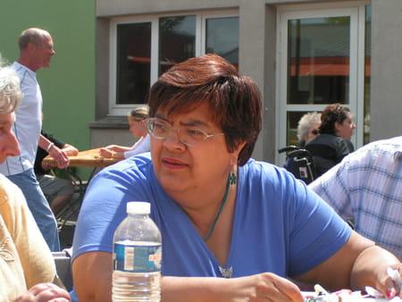 Louisette DUBUISSON (TASSART), 62 ans (ATTICHES) Copains d