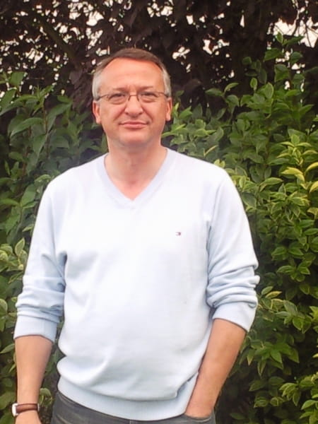 Olivier VETU, 52 ans (BOIS GUILLAUME, ROUEN) Copains d'avant # Super U Bois Guillaume