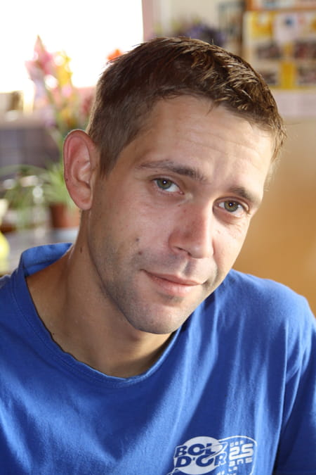 Nicolas delhoumeau 35 ans arthun domerat copains d 39 avant for College domerat