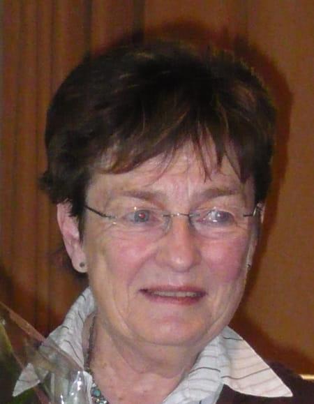 Nicole LAMY (GANDIN), 74 ans (BONSECOURS) - Copains d'avant