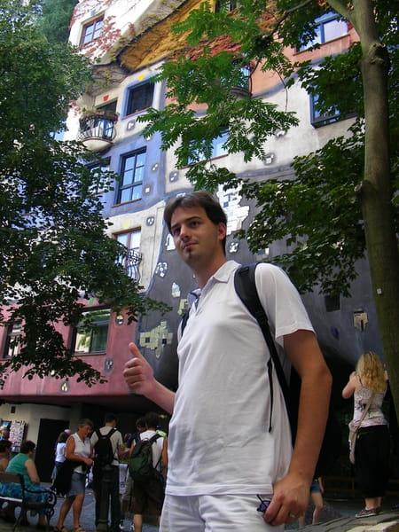 Olivier BAN, 34 ans (BOIS GUILLAUME, ROUEN) Copains d'avant # Super U Bois Guillaume