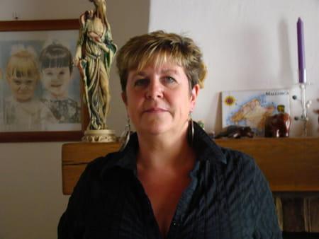 Viviane LANIER (CHATEAU), 56 ans (LIEVIN, LENS) - Copains d'avant