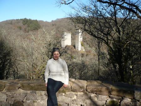 Annie casanova madeline 57 ans lecousse fougeres copains d 39 avant - Madeline prenom ...