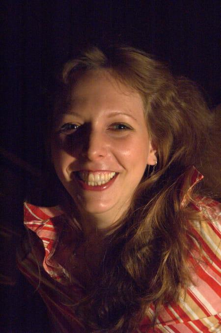Claudia FRITZ, 41 ans (CAMBRIDGE, STRASBOURG, LYON ...